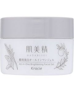 KRACIE Hadabisei All-in-one Brightening Facial Gel 100g