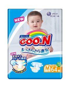 GOO.N Diapers (M) 64pc