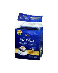 UCC Craftsman's Artisan Drip Coffee - Mild Blend (8 cups)