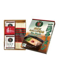 ICHIRAN No Pork Hakata Instant Ramen (5 servings)