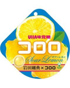 UHA CORORO Gummi Candy - Lemon