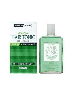 YANAGIYA Hair Tonic (Fragrance-Free Cool Type) 240ml