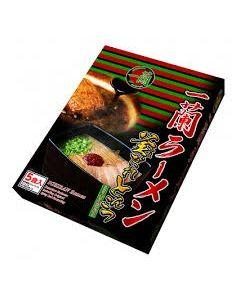 ICHIRAN Kamadare Tonkotsu taste Pork Bone Soup Ramen (5 servings)