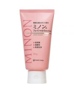 DAIICHI SANKYO MINON Mild Facial Wash