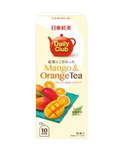 Nitto Tea Daily Club Mango & Orange Tea