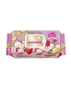 Saborino Morning Face Mask (White Strawberry) 28pc