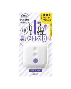 S.T. Corporation DEOX Deodorizer for Toilet 6ml Fine Bouquet