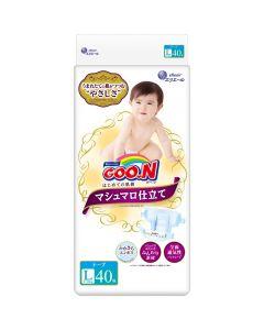 GOO.N Premium Diapers (L) 40pc