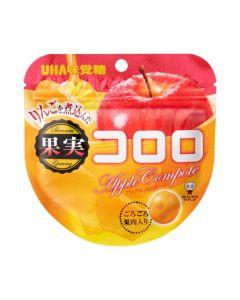 UHA CORORO Gummi Candy - Apple Compote
