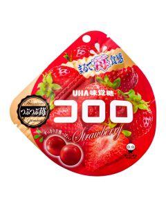 UHA CORORO Gummi Candy - Strawberry