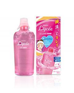 ROHTO LYCEE Eye Wash Cleanse & Refresh Lotion - 450ml
