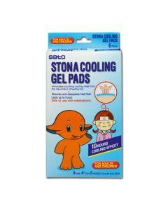 SATO Stona Cooling Gel Pads (6 pads)