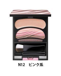 SOFINA AUBE Gradation Eyes Color Eyeshadow Palette #12 Romantic Pink