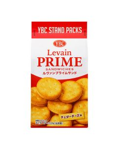 YBC Cheddar Cheese Biscuit (18 Piece) 151g
