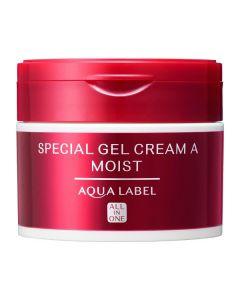 SHISEIDO AQUALABEL Special Gel Cream A (Moist)