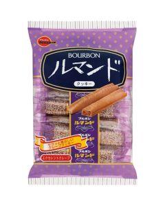 BOURBON Lumonde Cookies (12 sticks)