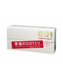 Sagami Original 0.01 Condom
