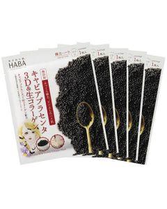 HABA Caviar Placenta 3D & Collagen Mask