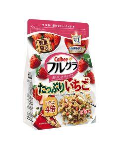 Calbee Fruit Granola 600g (Strawberry)