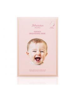 JM Solution MAMA Pureness Brightening Mask 10pcs