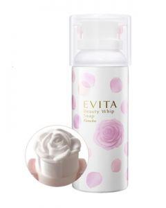 Kanebo Evita Beauty Whip Cleansing Foam (Rose)