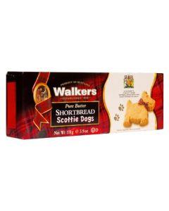 Walkers Scottie Dog Shortbread - 3.9oz