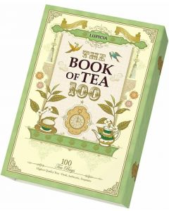 [2021 Limited Edition] LUPICIA The Book of TEA 100