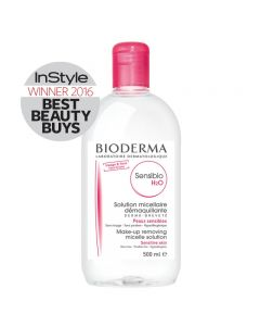 BIODERMA Sensibio H2O Solution Micellaire Make-up Removing (Face & Eyes) 500ml (Ship to US only)