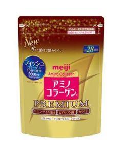 Meiji Amino Collagen Premium Powder 196g