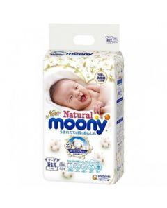 unicharm moony Natural Moony Tape Type (Newborn Birth to 5000g)
