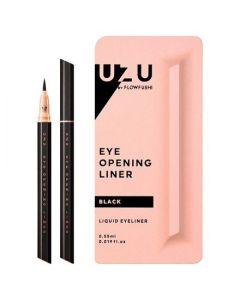 Flowfushi UZU Eye Opening Liner Liquid Eyeliner (Black)