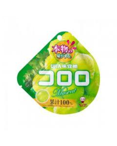 UHA CORORO Gummi Candy - Muscat