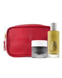 iMomoko Gift - Omorovicza Cleanse & Nourish Skincare Set (3pc)