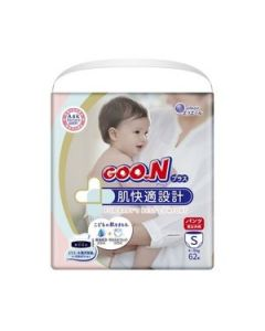 elleair GOO.N Plus Pants S 62pc (Japan Domestic Version) (Ship to US and Canada Only)