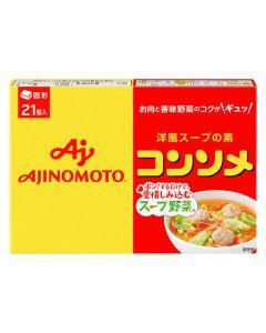 Ajinomoto Consomme Soup Solid (21 pieces)