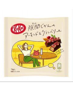 NESTLÉ KitKat Milk Chocolate Waffle 7pcs (Almond & Cranberry)