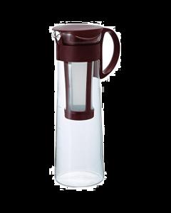 Hario Cold Brew Coffee Glass Pot (Brown)
