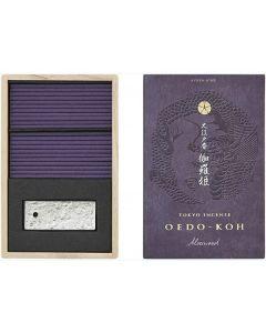 Nippon Kodo 6 fragrances Set Incense Stick (Aloeswood) 60 Sticks