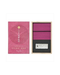 Nippon Kodo 6 fragrances Set Incense Stick (Peony Tree) 60 Sticks