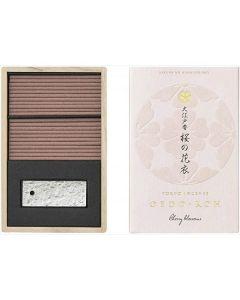 Nippon Kodo 6 fragrances Set Incense Stick (Cherry Blossom) 60 Sticks