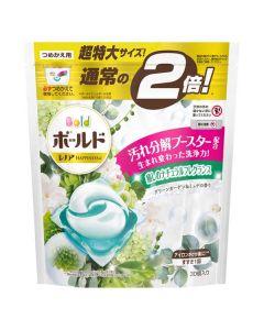 P&G Japan Bold Gel Ball Green Garden Muguet Aroma Main Unit (30pcs)