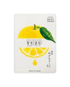 YUZU Juicy Face Mask